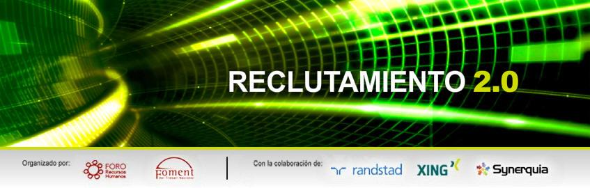 Evento Reclutamiento 2.0 Barcelona 2009